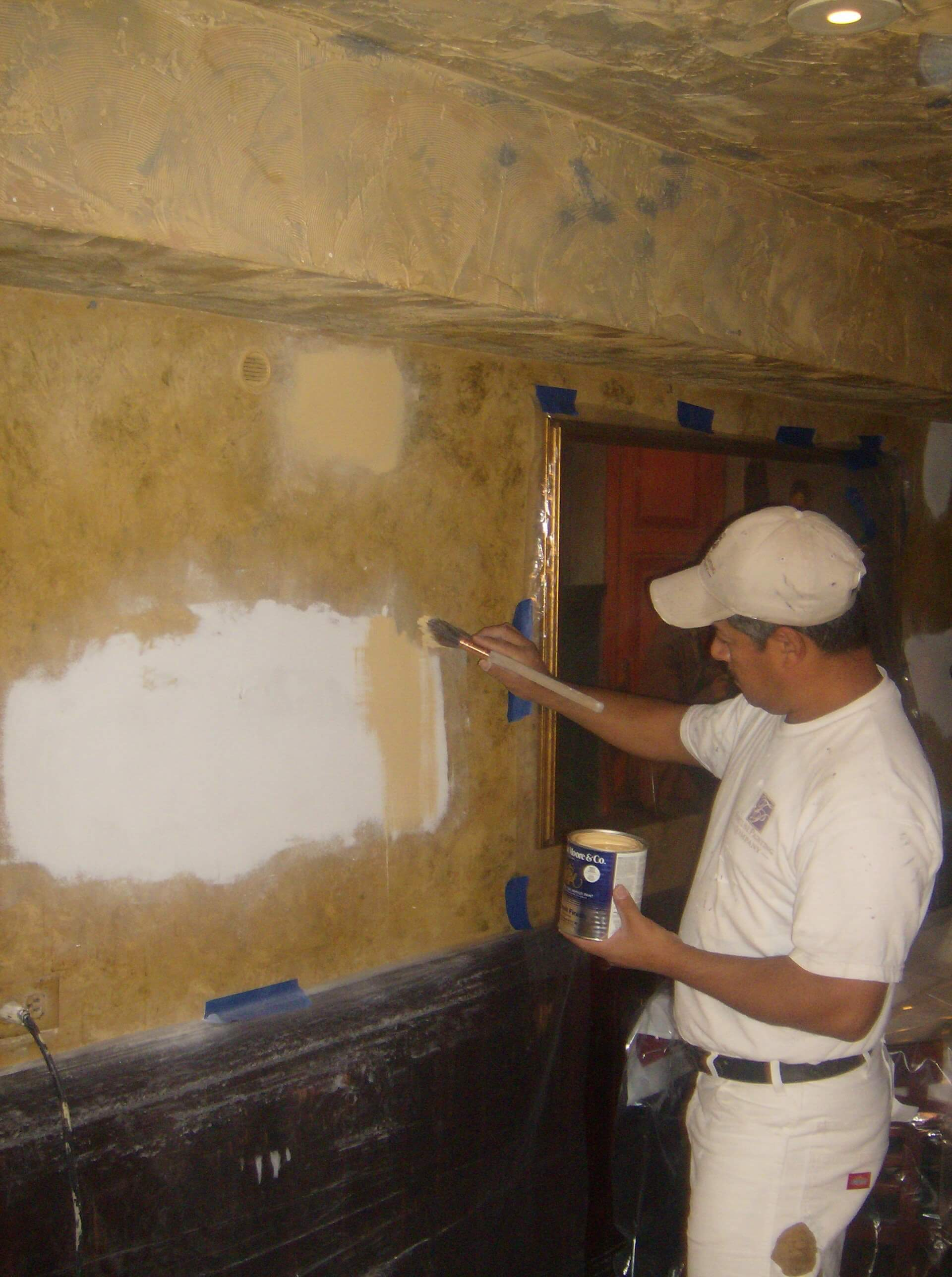 Stucco Repair Italian Village Chicago Loop