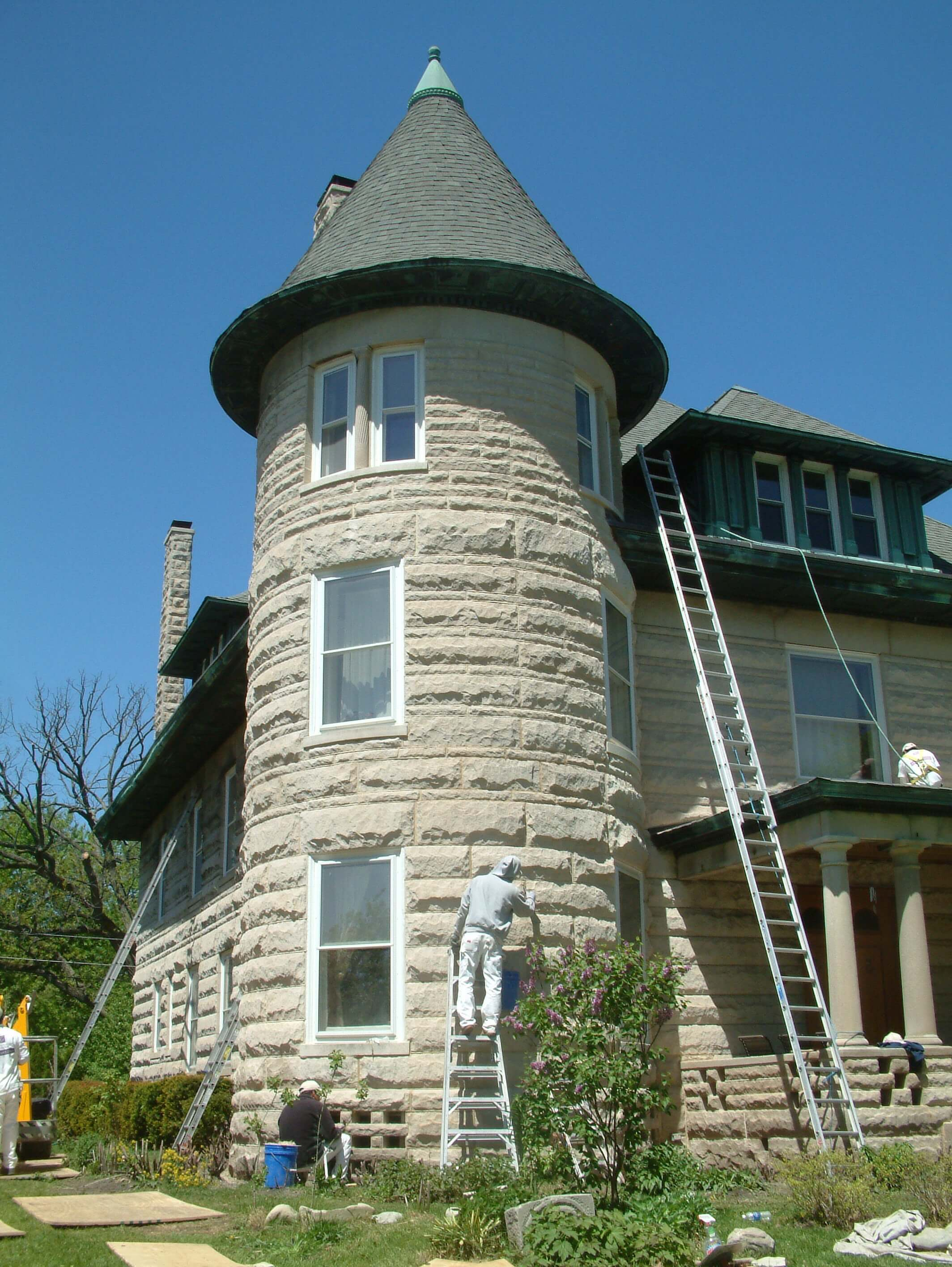 Restoring The Exterior Stucco