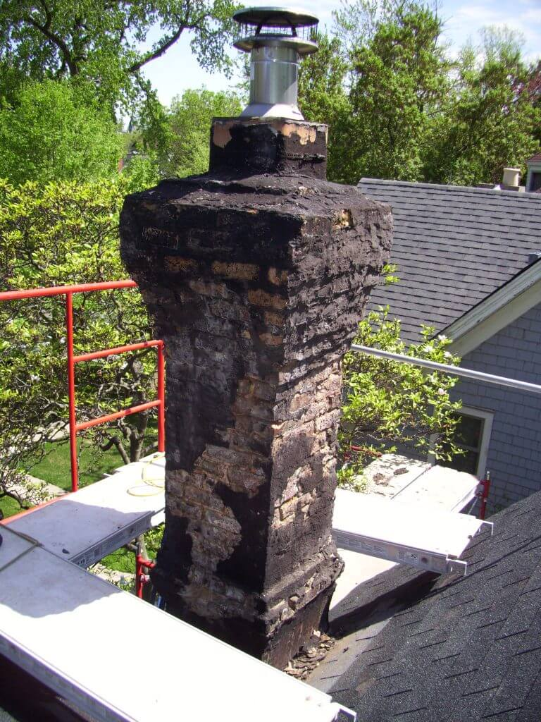 Chimney Repair & Restoration Evanston