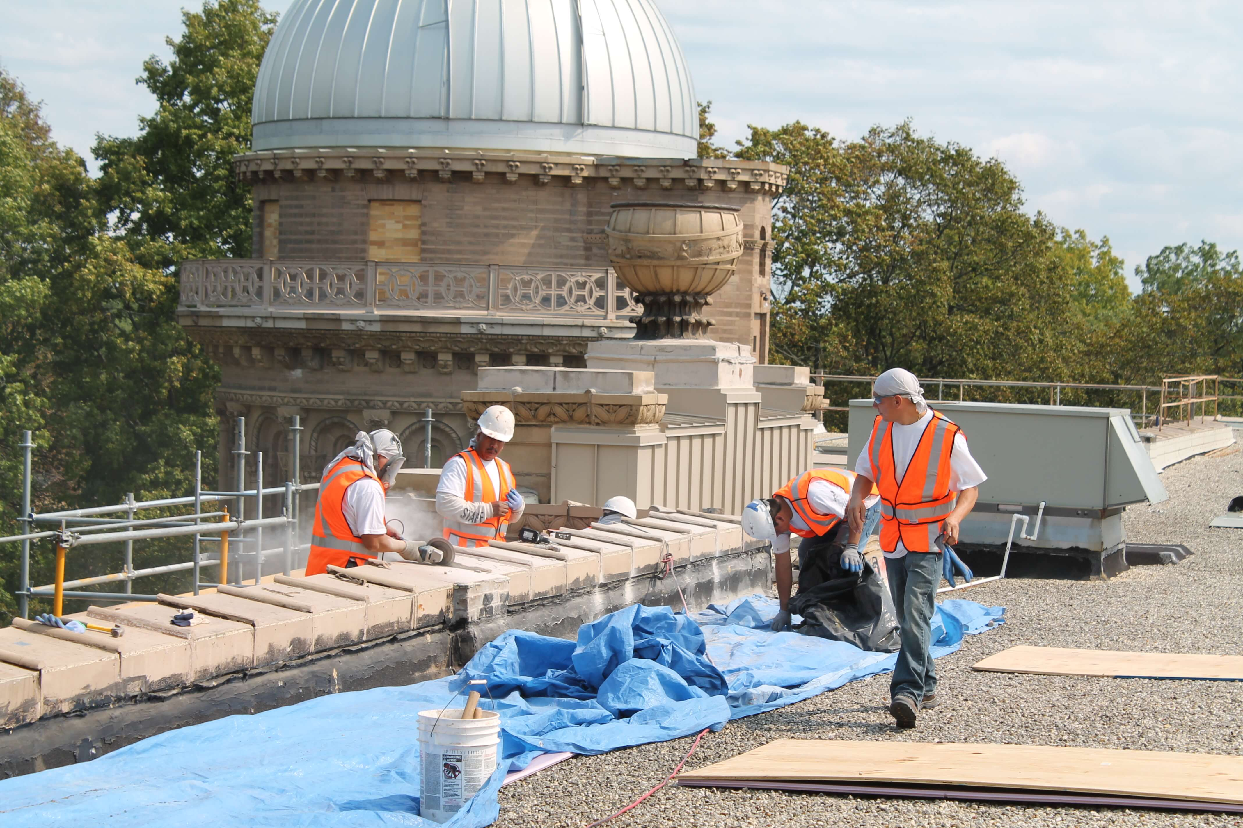 Coping Repair and Installation Wilmette
