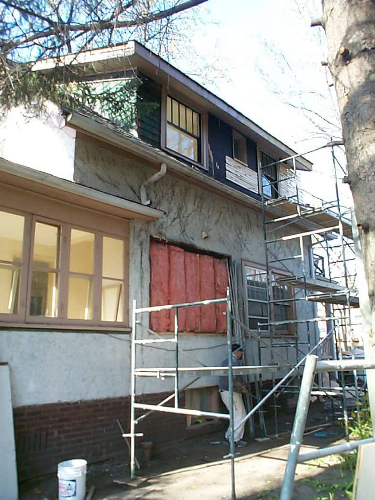 Stucco Repair Evanston