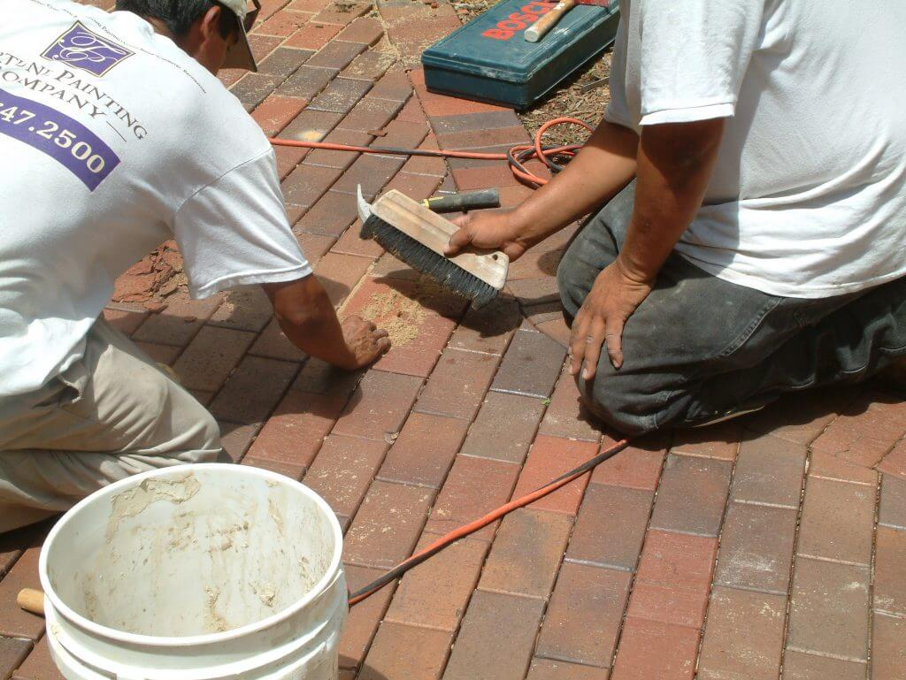 River Forest Pavers Installation