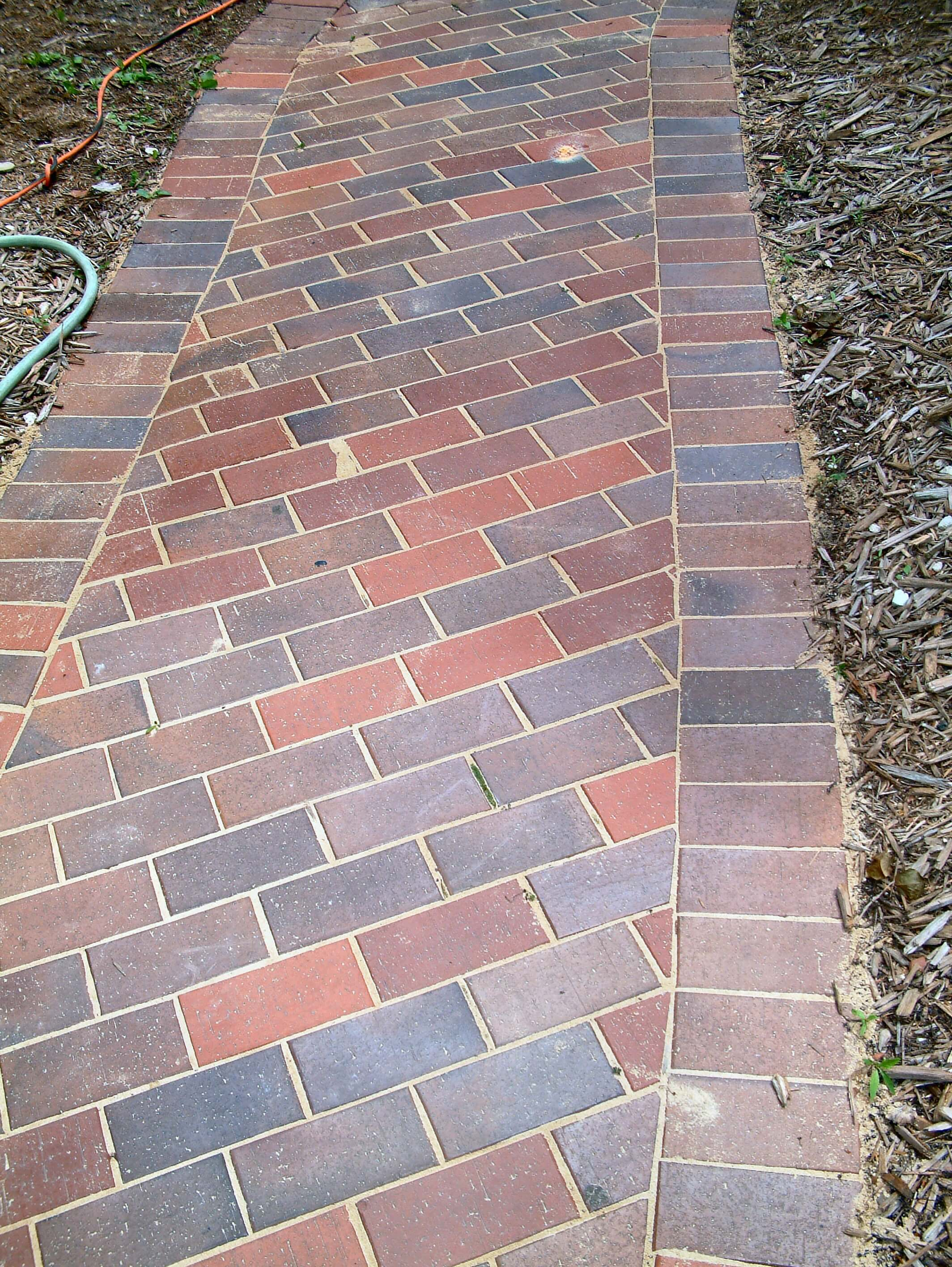Glen View Pavers Installation