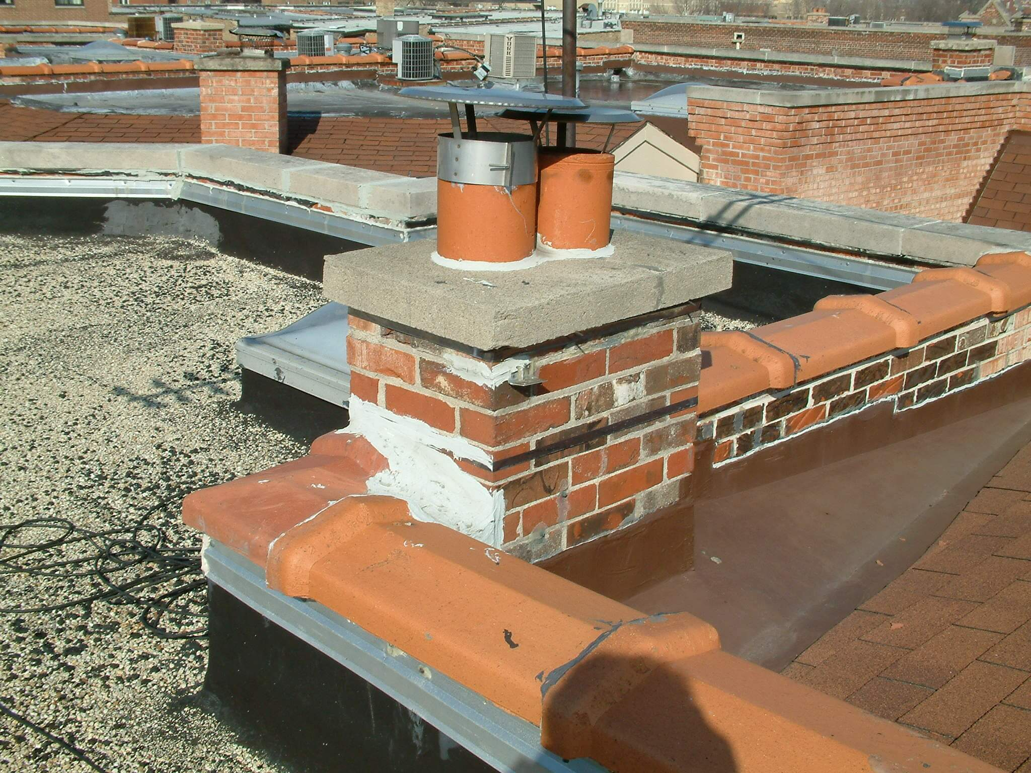 Chimney Cap Repair & Replacement Wilmette