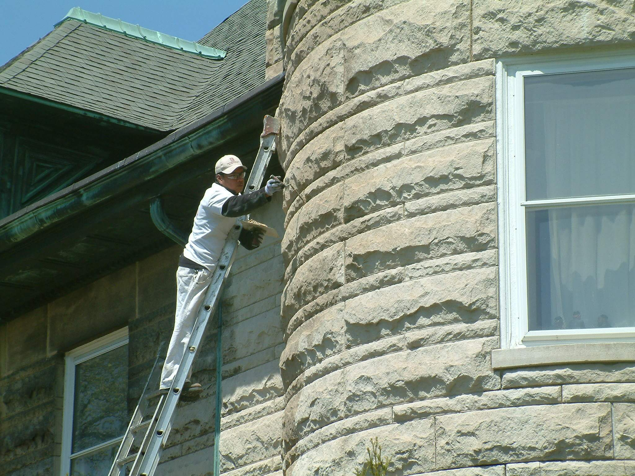 Tuckpointing Services River Forest