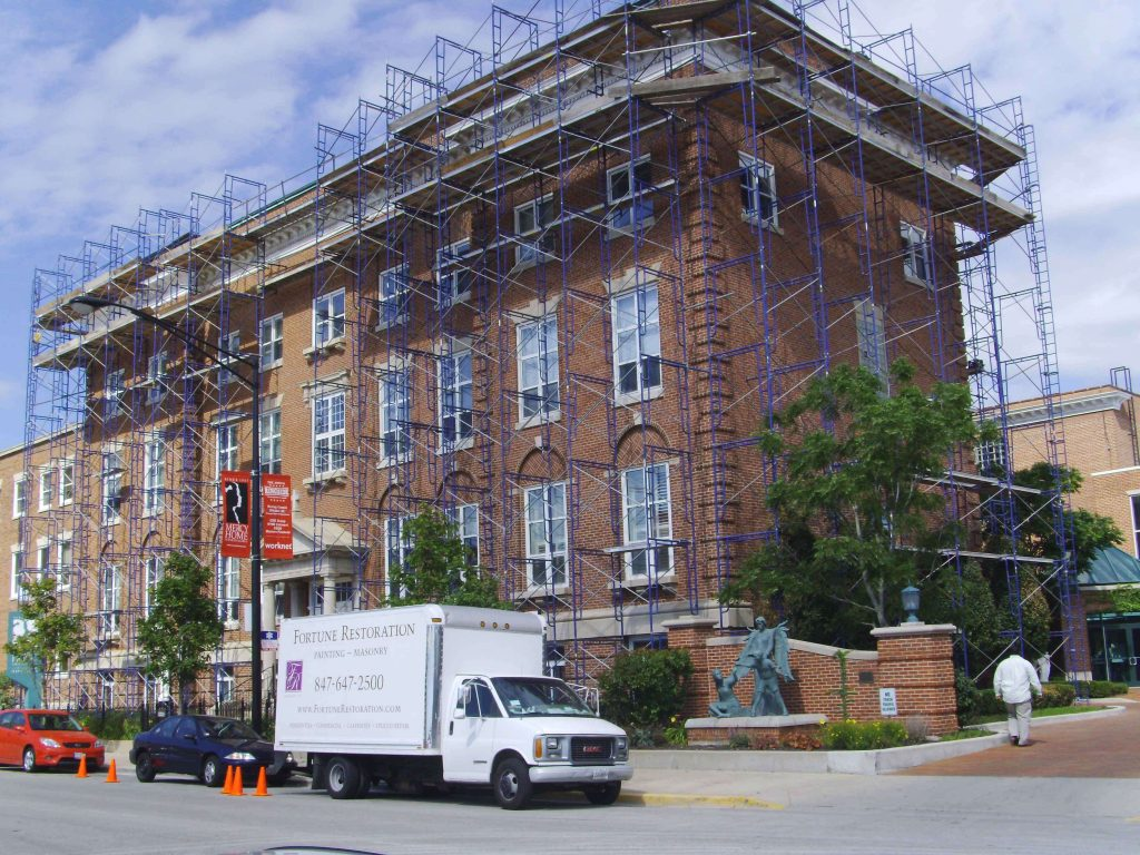 Property Management - Scaffolding Chicago