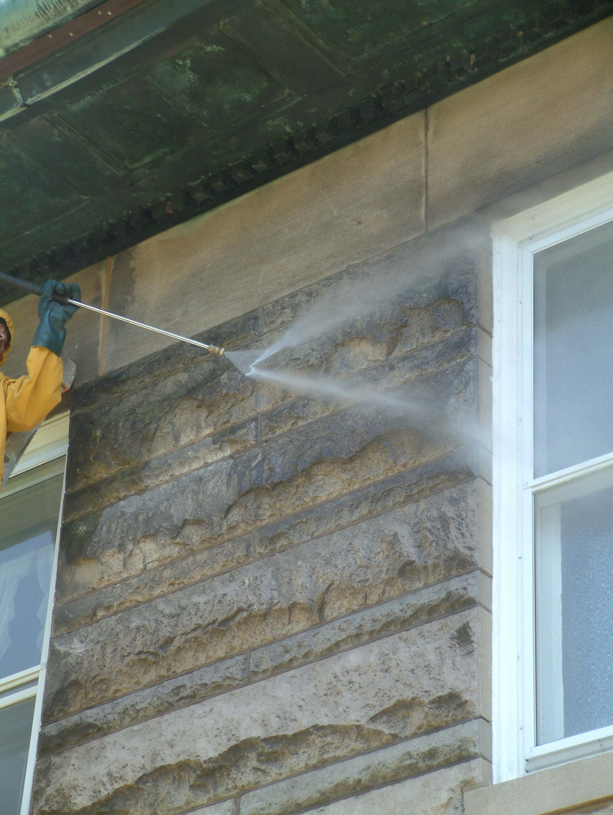 Power Washing Rogers Park