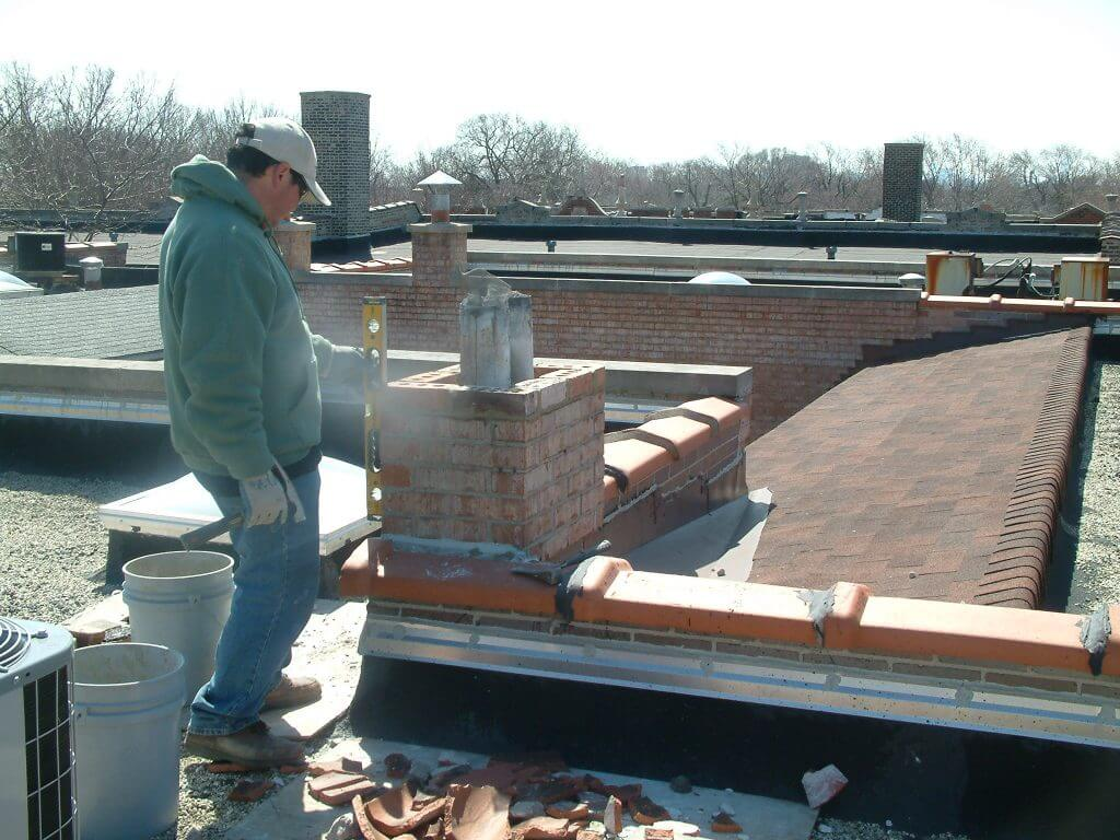 Rogers Park Chimney Cap Repair & Replacement