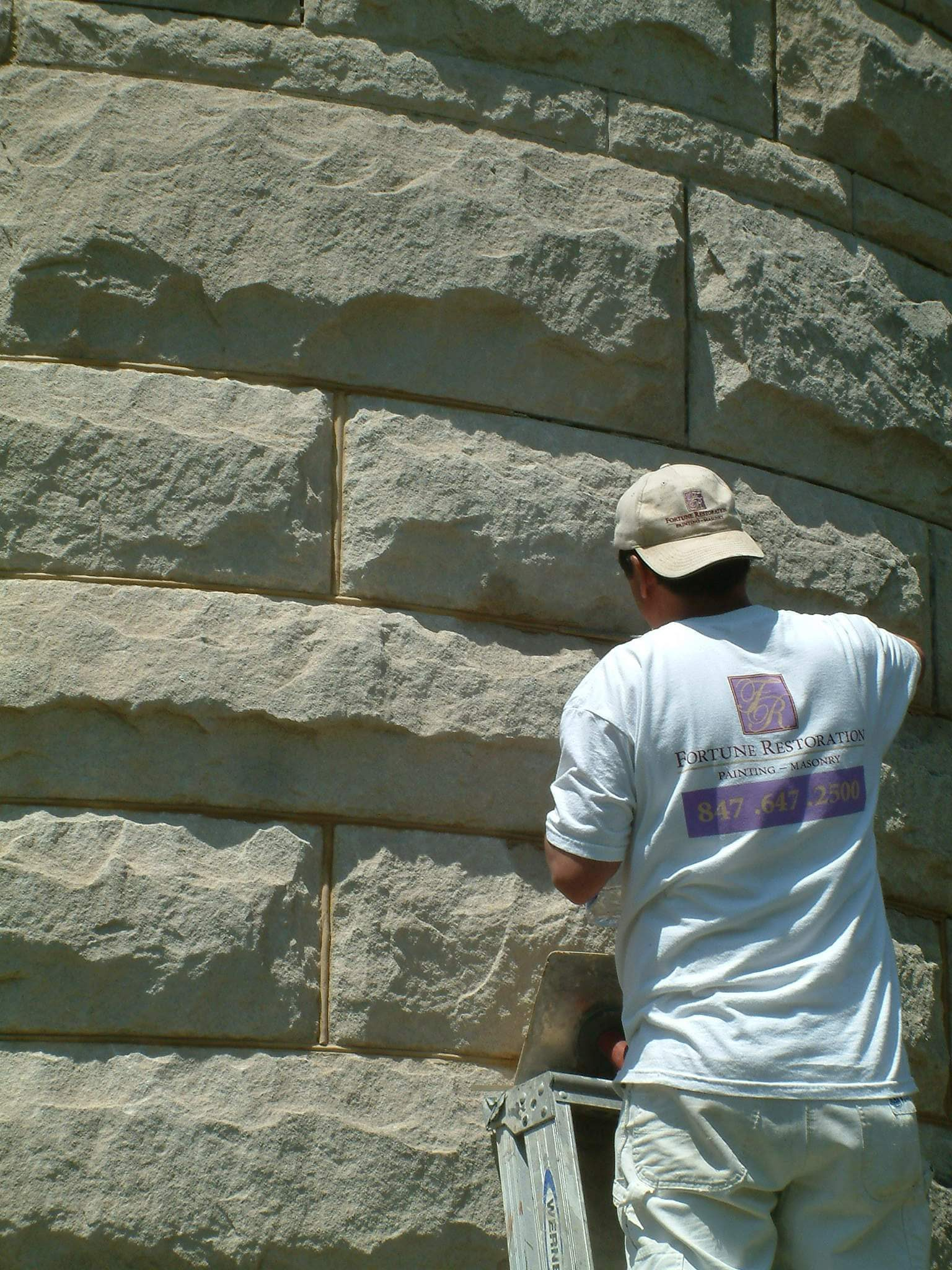 Tuckpointing Services Hyde Park