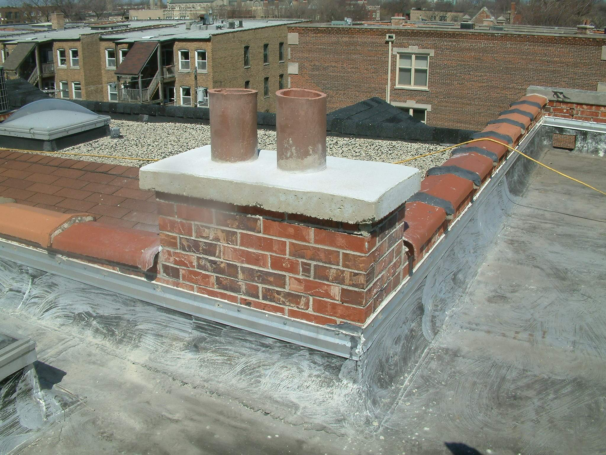 Chimney Cap Repair & Replacement Hinsdale