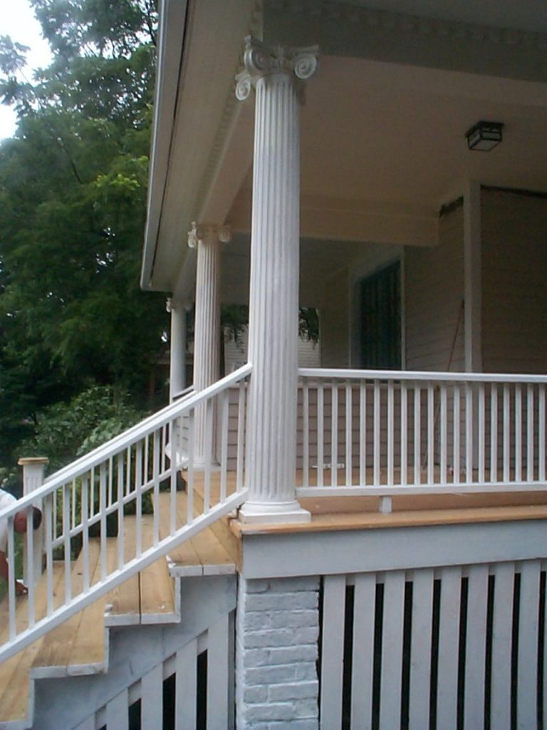 Column Restoration Glen View