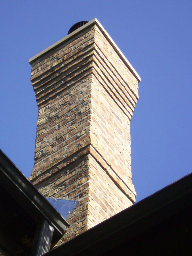 Old Irving Park Chimney Repair & Restoration