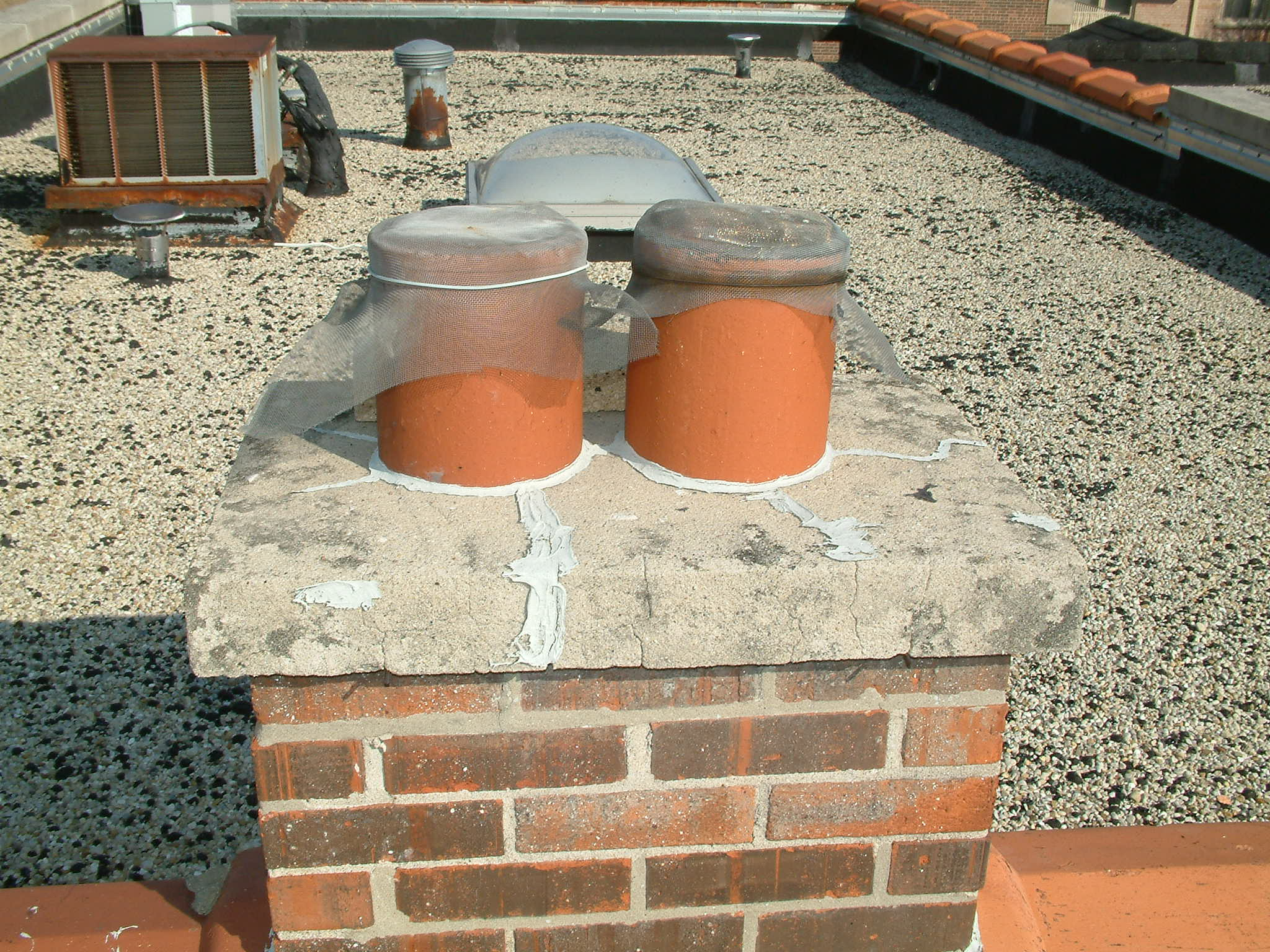 Chimney Cap Repair & Replacement Oak Park