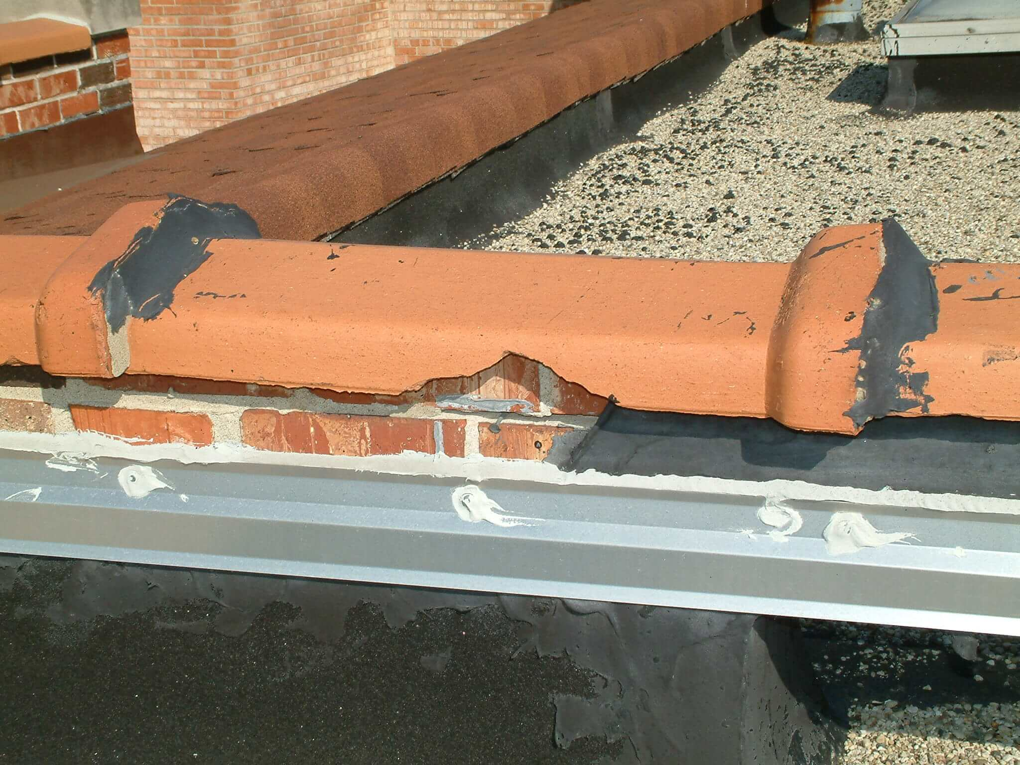 Lincoln Park Coping Repair and Installation
