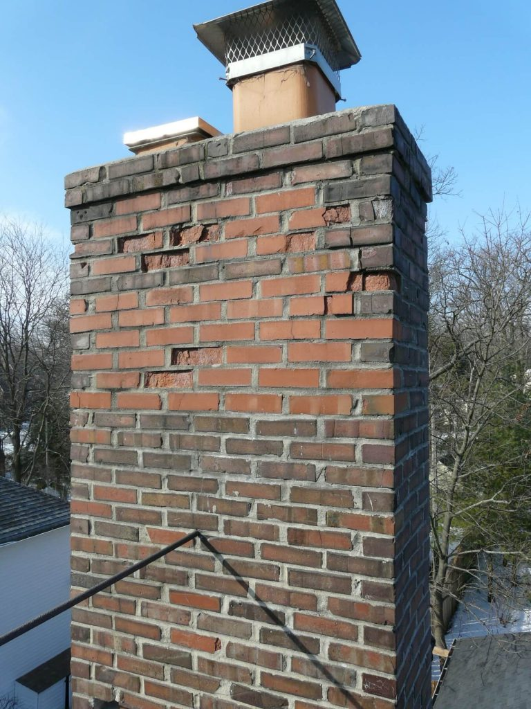 Kenwilworth Chimney Repair & Restoration