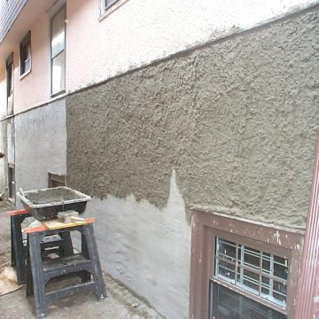 Winnetka Stucco Repair
