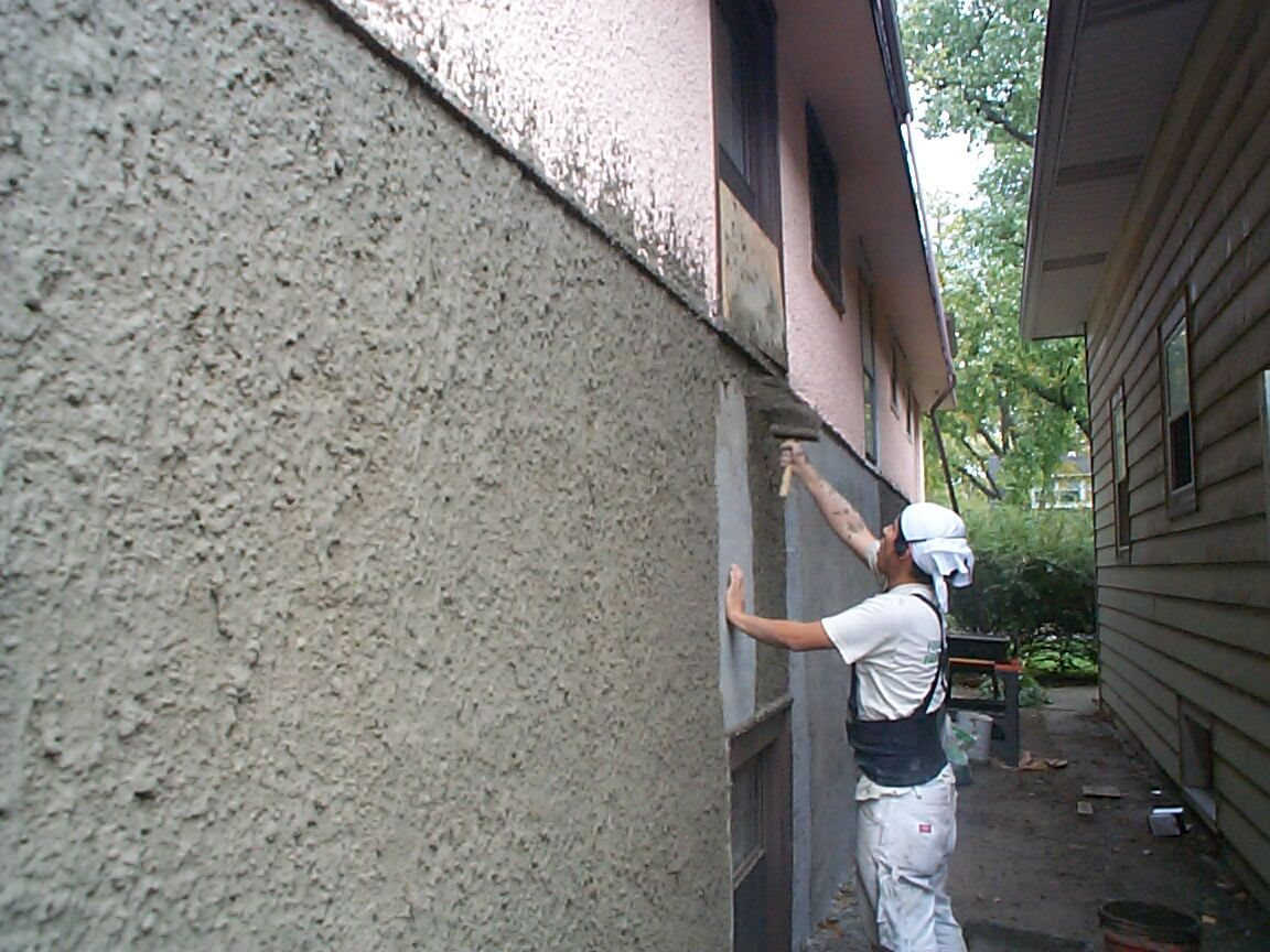 Bucktown Stucco Repair