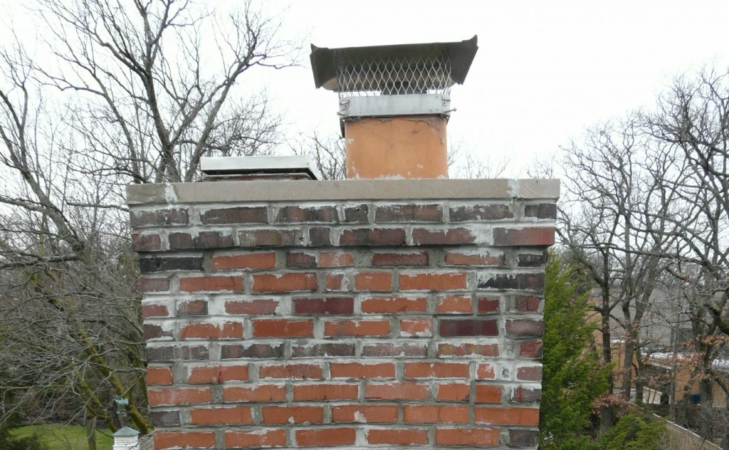Wrigleville Chimney Cap Repair & Replacement