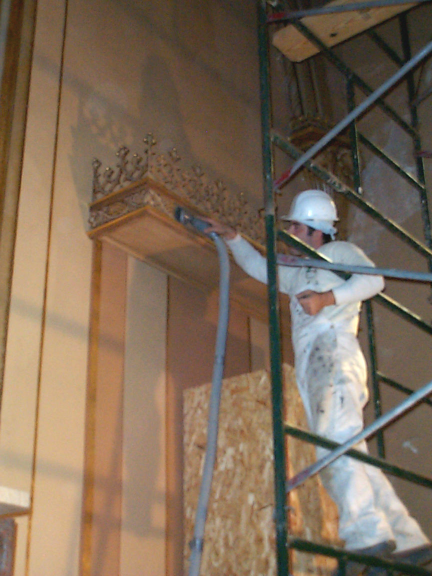 St. Mary, Aurora Paint Contractor