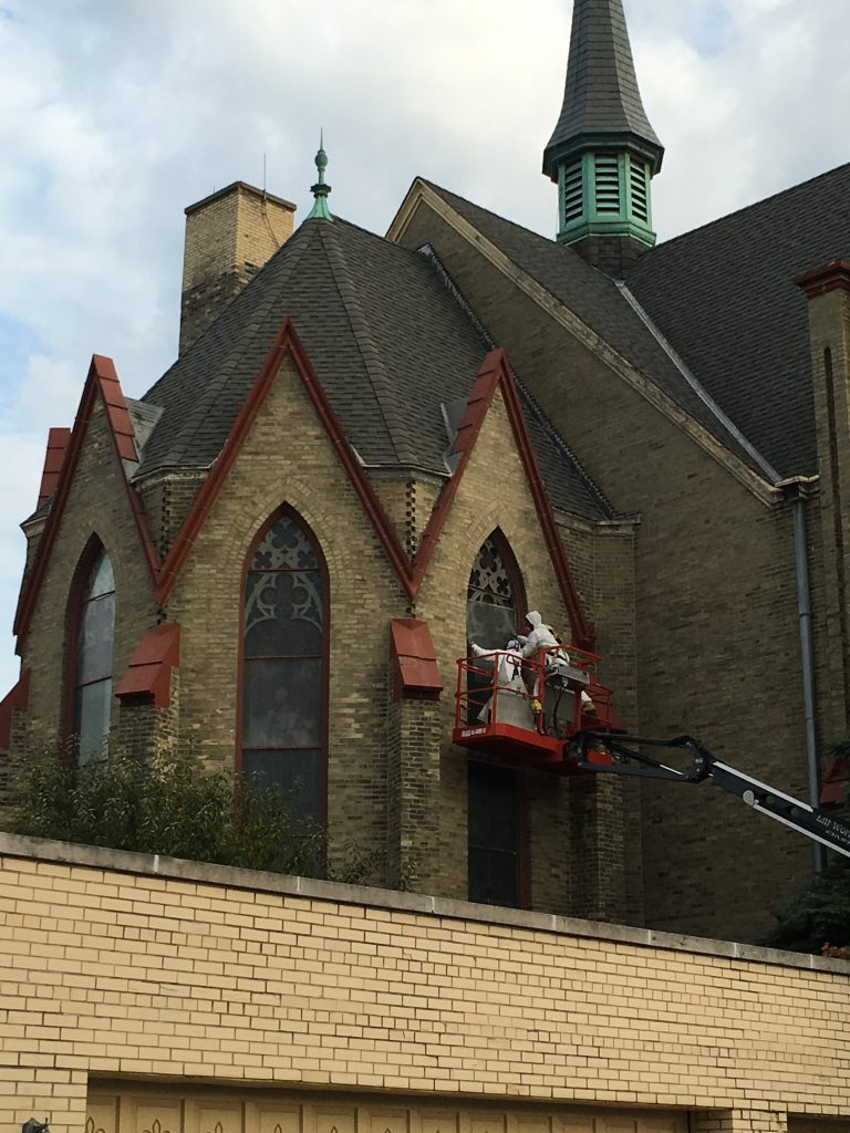 St. Peter Chicago Paint Contractors