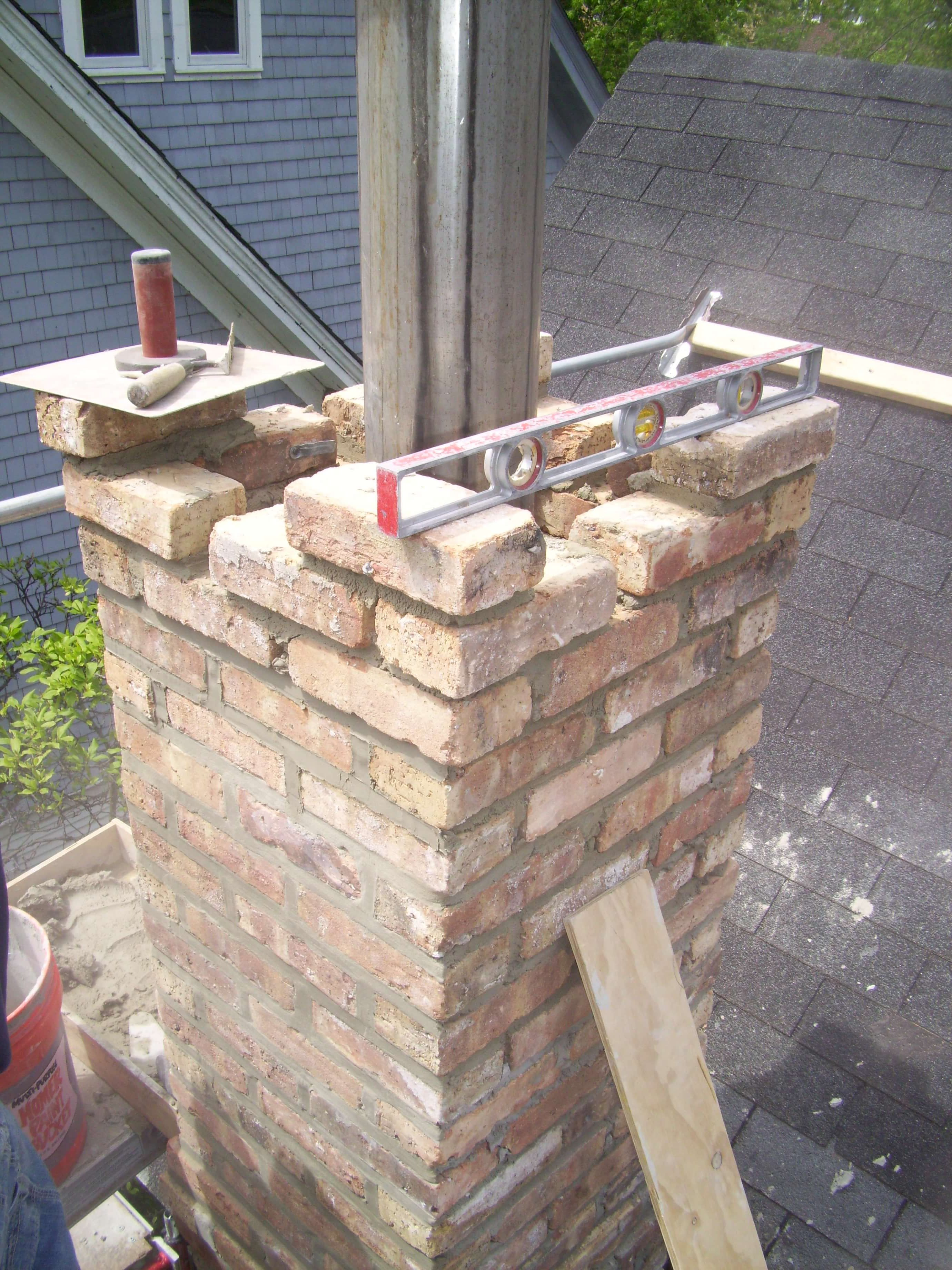 Chimney Repair Restoration